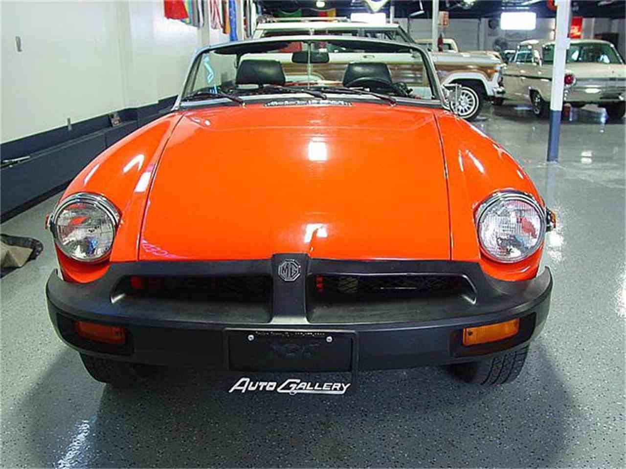 Large Picture of '79 MGB - IRIA