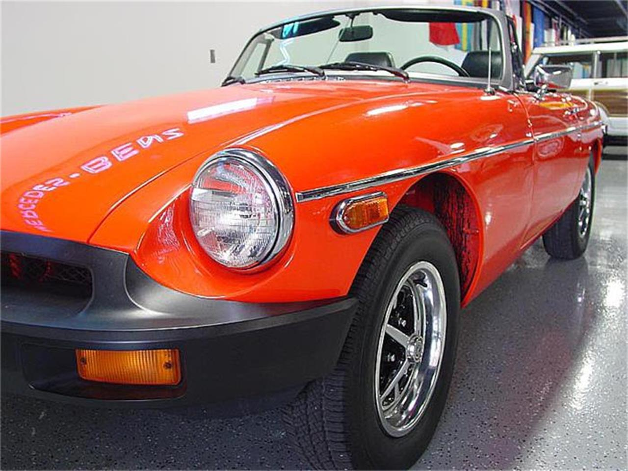 Large Picture of '79 MG MGB - $11,900.00 Offered by Auto Gallery Colorado  - IRIA