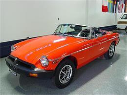 Picture of '79 MGB located in Colorado Springs Colorado - $11,900.00 Offered by Auto Gallery Colorado  - IRIA