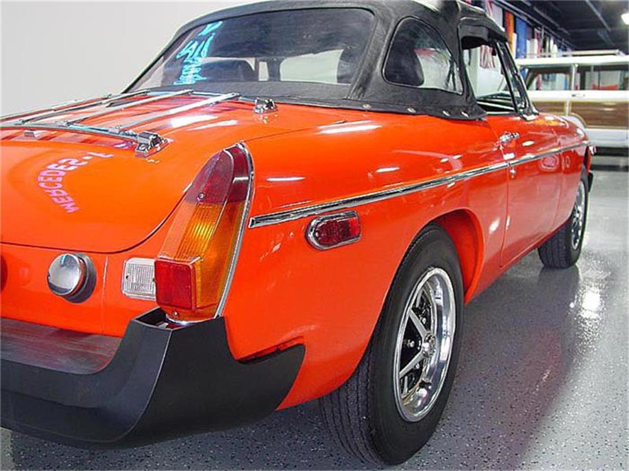 Large Picture of 1979 MGB located in Colorado - $11,900.00 - IRIA