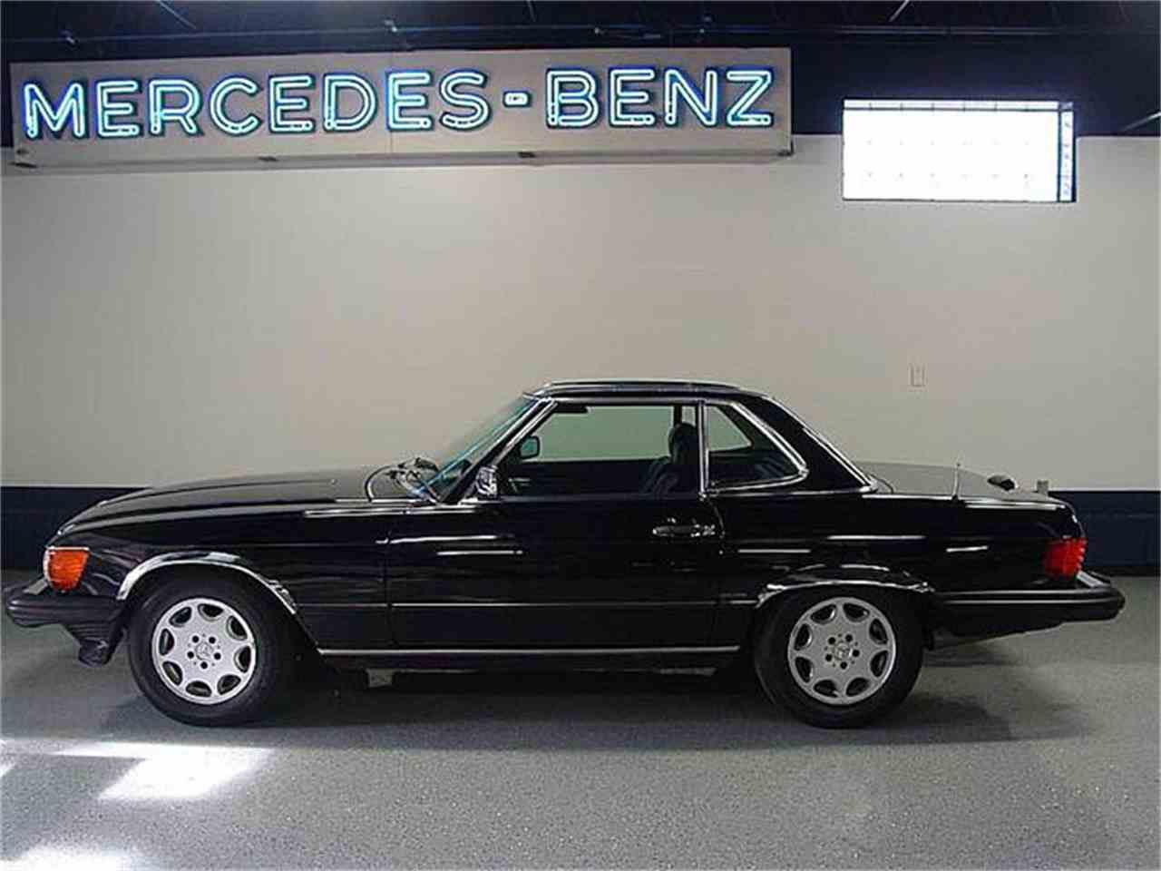 Large Picture of '89 560SL - IRID