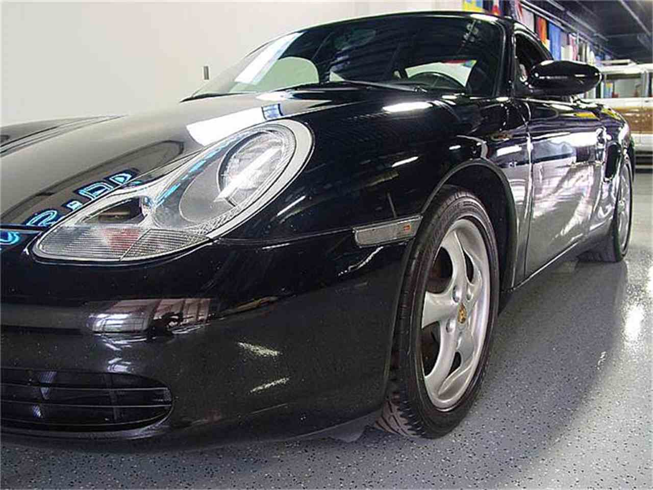 Large Picture of '98 Boxster - IRIE