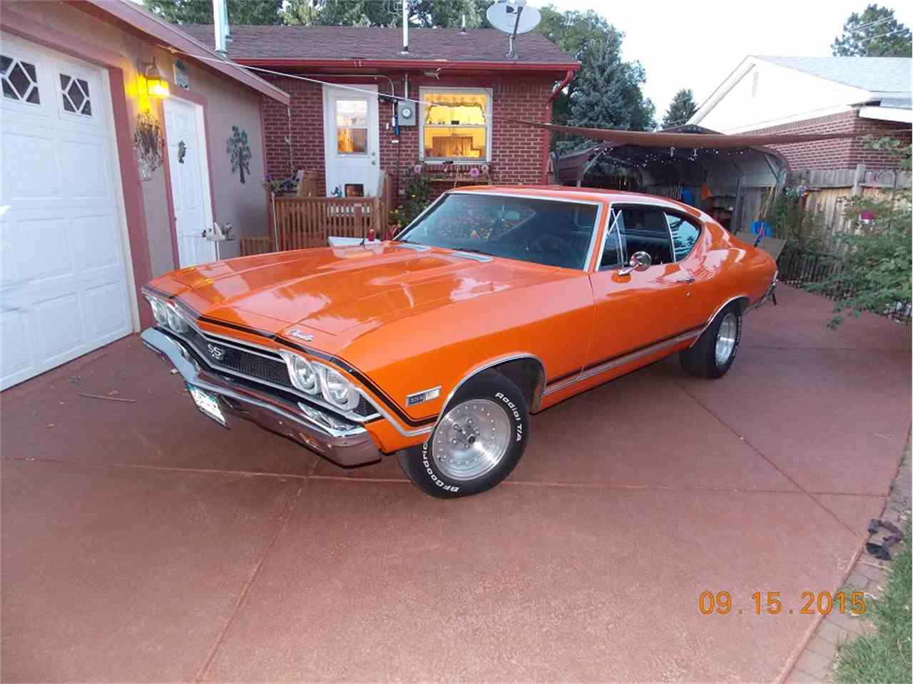 Large Picture of '68 Chevelle - IRIF