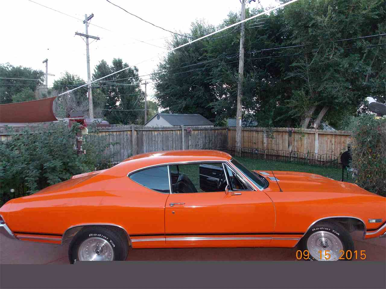 Large Picture of Classic 1968 Chevrolet Chevelle - $22,000.00 - IRIF