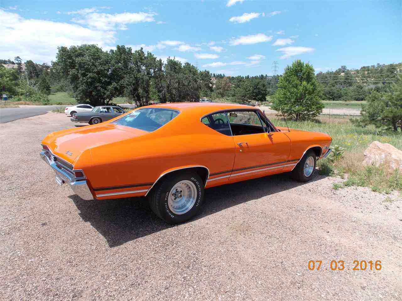 Large Picture of 1968 Chevelle Offered by a Private Seller - IRIF
