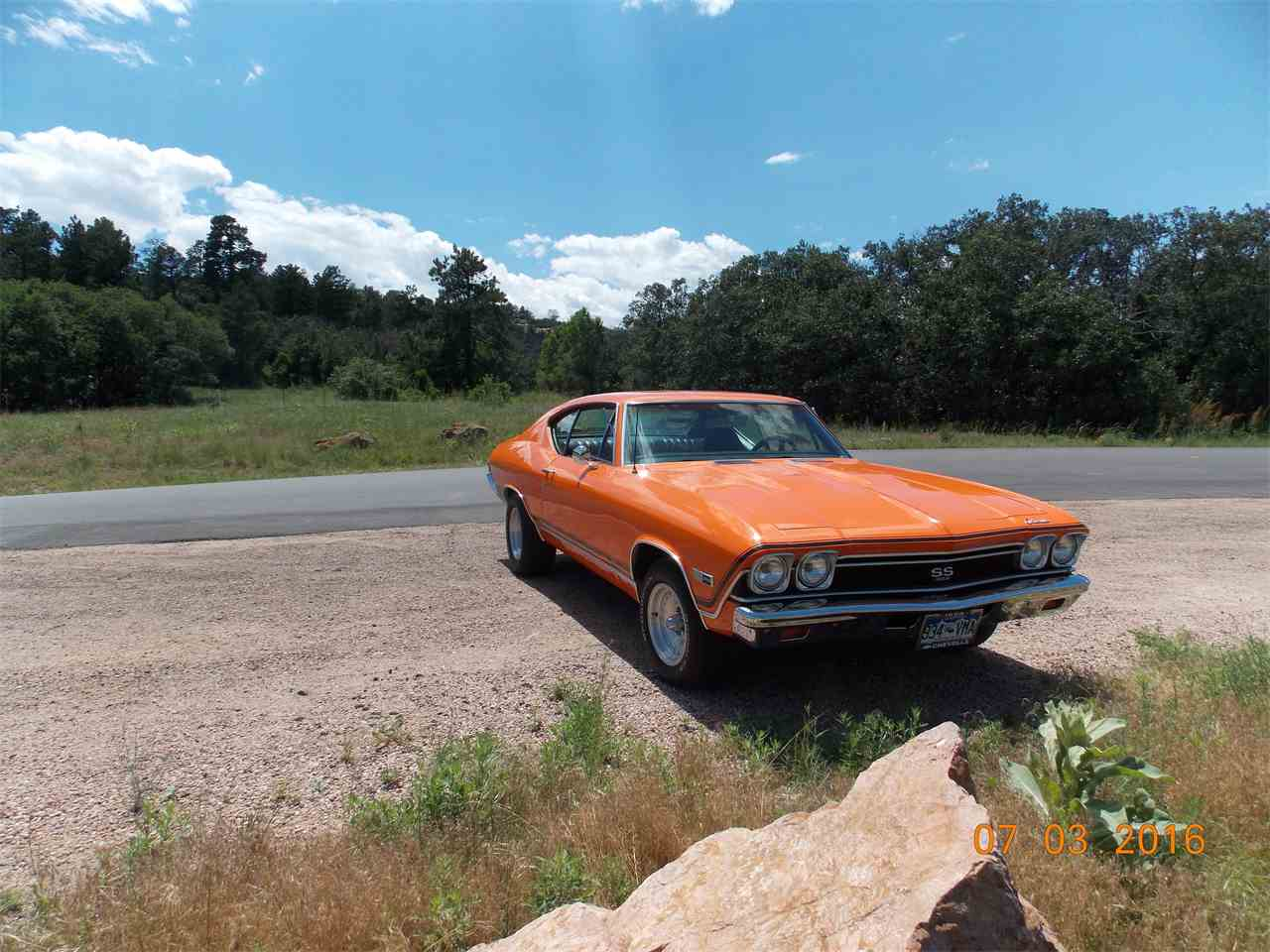Large Picture of 1968 Chevelle located in Colorado Springs Colorado - $22,000.00 - IRIF