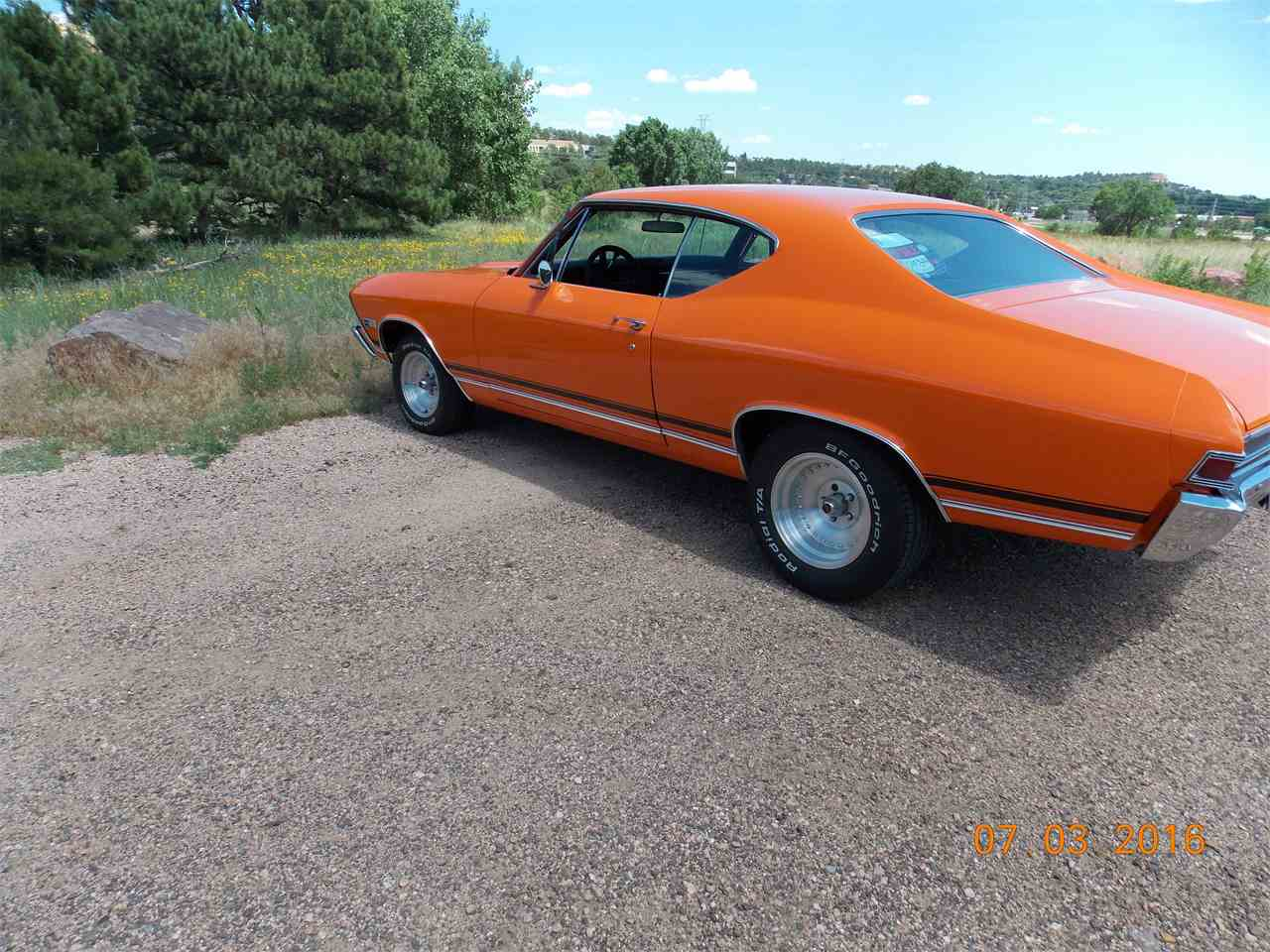 Large Picture of 1968 Chevrolet Chevelle Offered by a Private Seller - IRIF