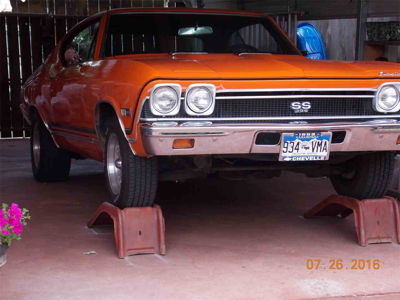 Large Picture of '68 Chevrolet Chevelle - $22,000.00 - IRIF