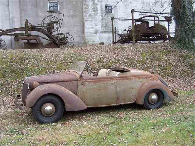 Picture of 1936 Ford Custom Channeled Roadster Offered by  - IRIM