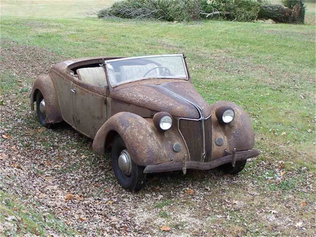 Large Picture of '36 Custom Channeled Roadster - IRIM