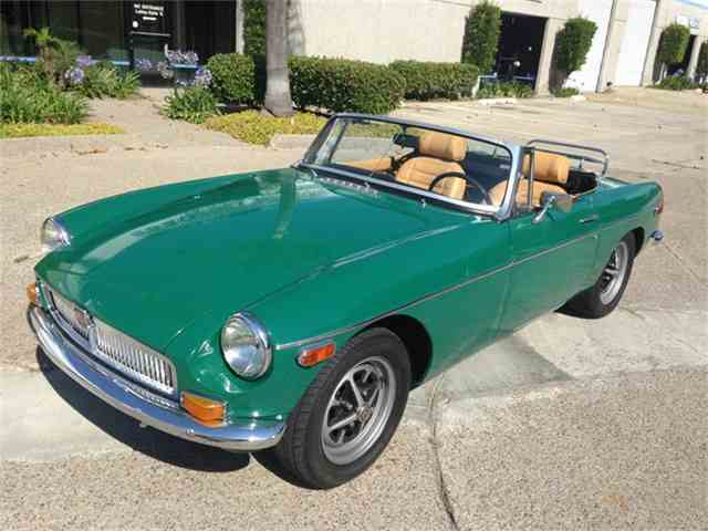 Picture of '73 MGB - IRIQ