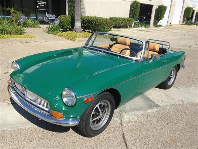 Picture of 1973 MGB - $16,850.00 Offered by  - IRIQ