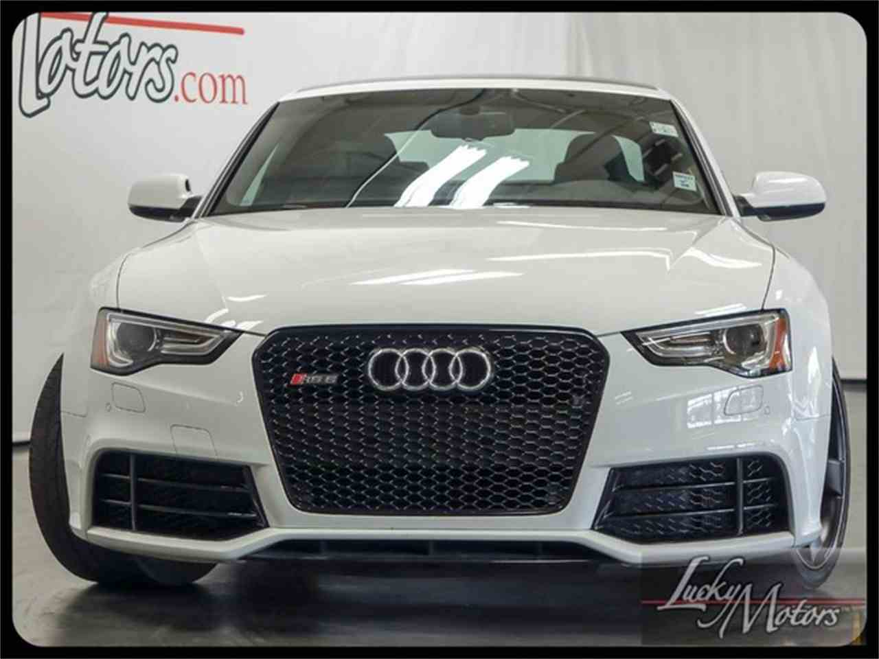 Large Picture of '15 RS5 - IRMO