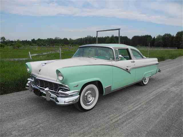 Picture of '56 Fairlane Crown Victoria - IROX