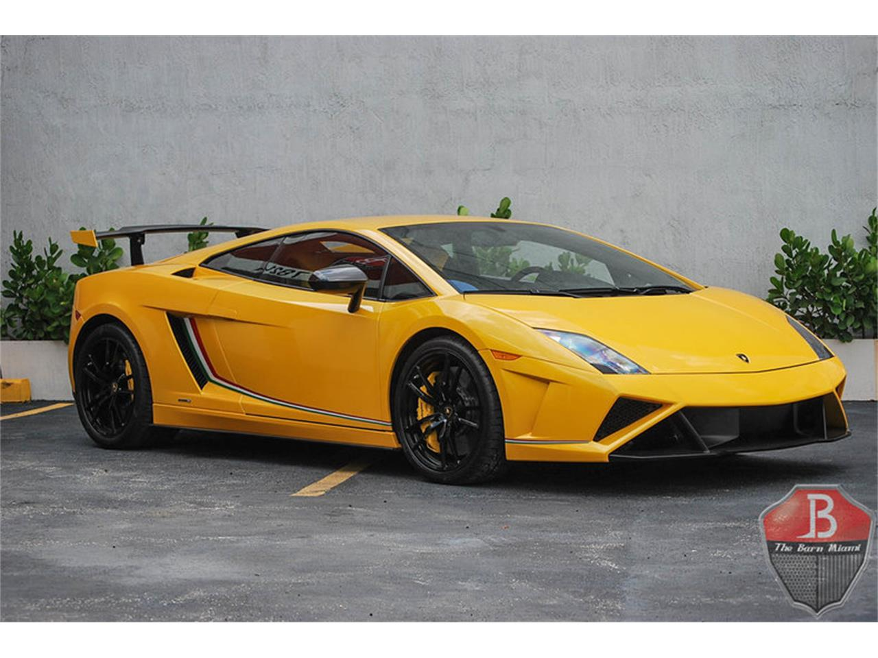2014 Lamborghini Gallardo Squadra Corse For Sale Classiccars Com