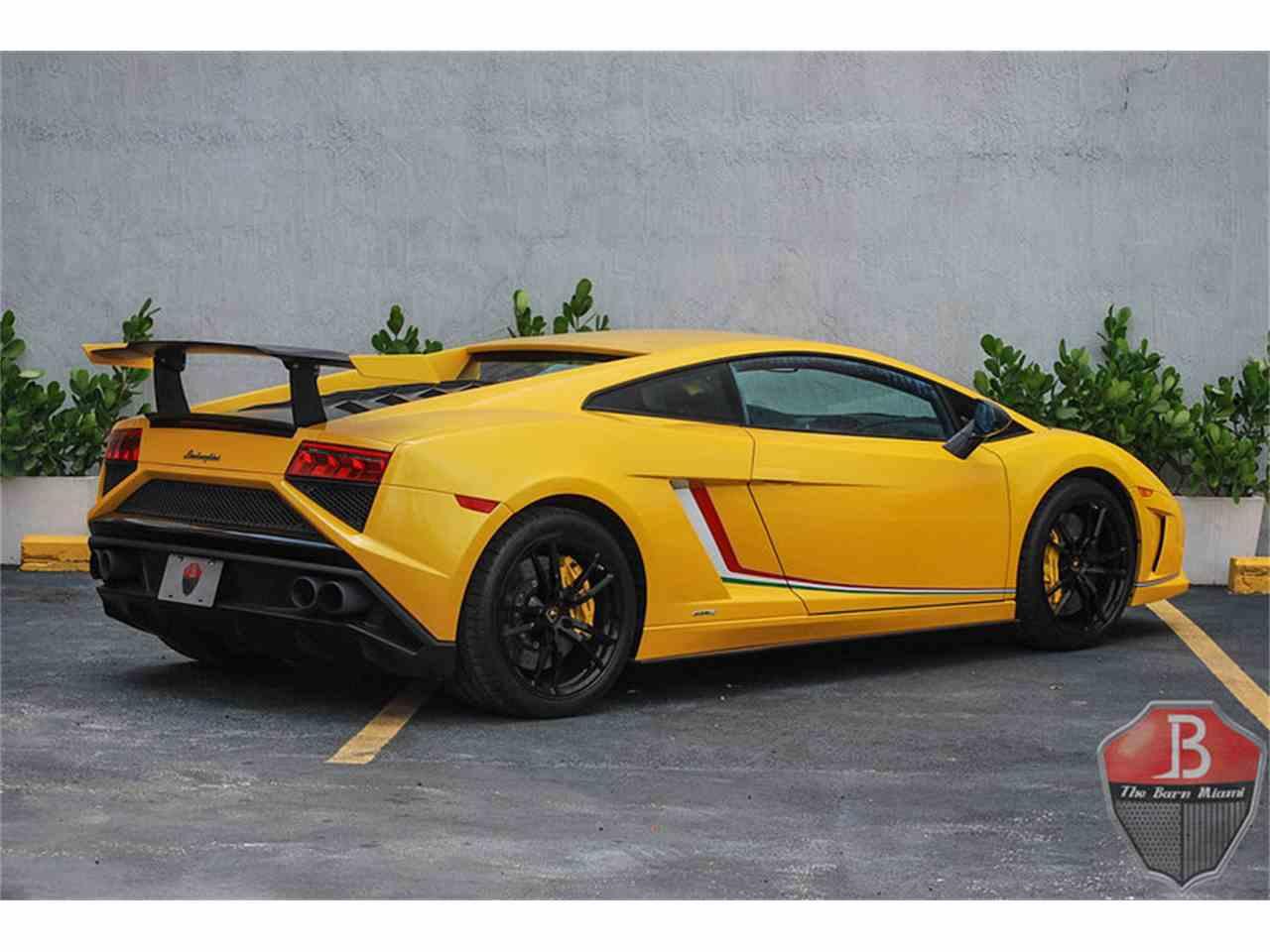 Large Picture of 2014 Gallardo Squadra Corse located in Miami Florida - IRP5