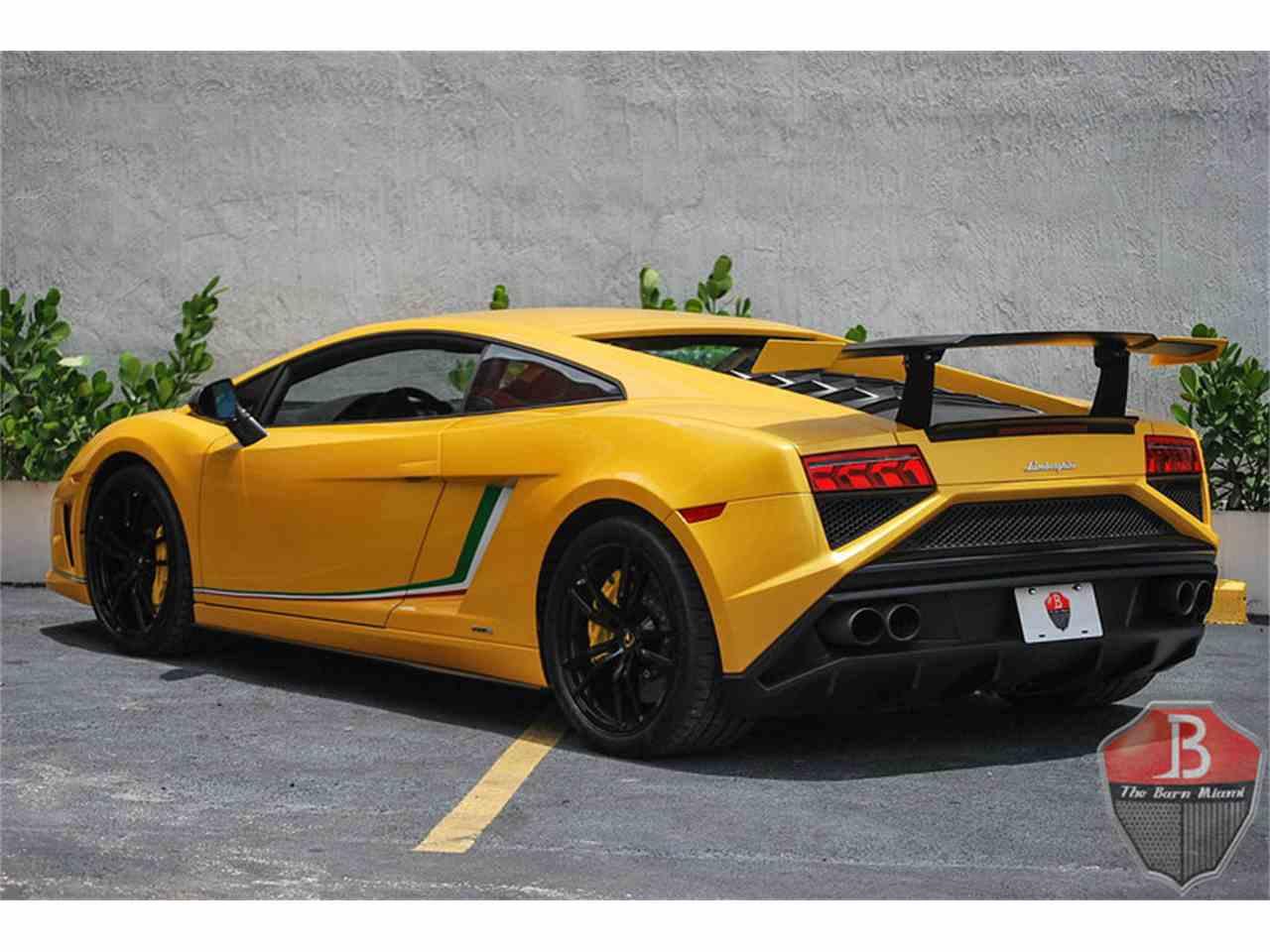 Large Picture of 2014 Lamborghini Gallardo Squadra Corse located in Florida - $244,900.00 Offered by The Barn Miami - IRP5