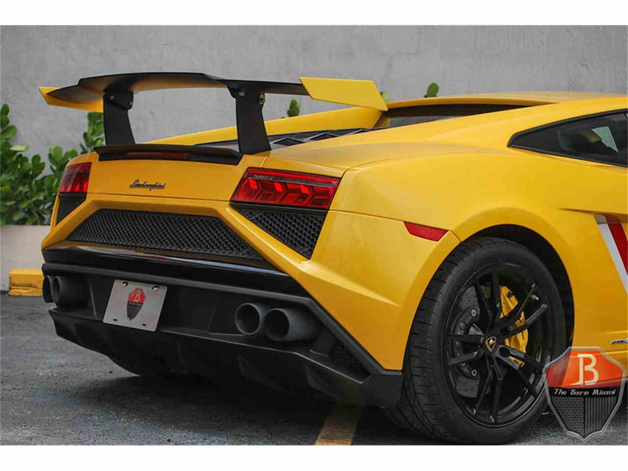 Large Picture of 2014 Lamborghini Gallardo Squadra Corse located in Florida - $244,900.00 - IRP5