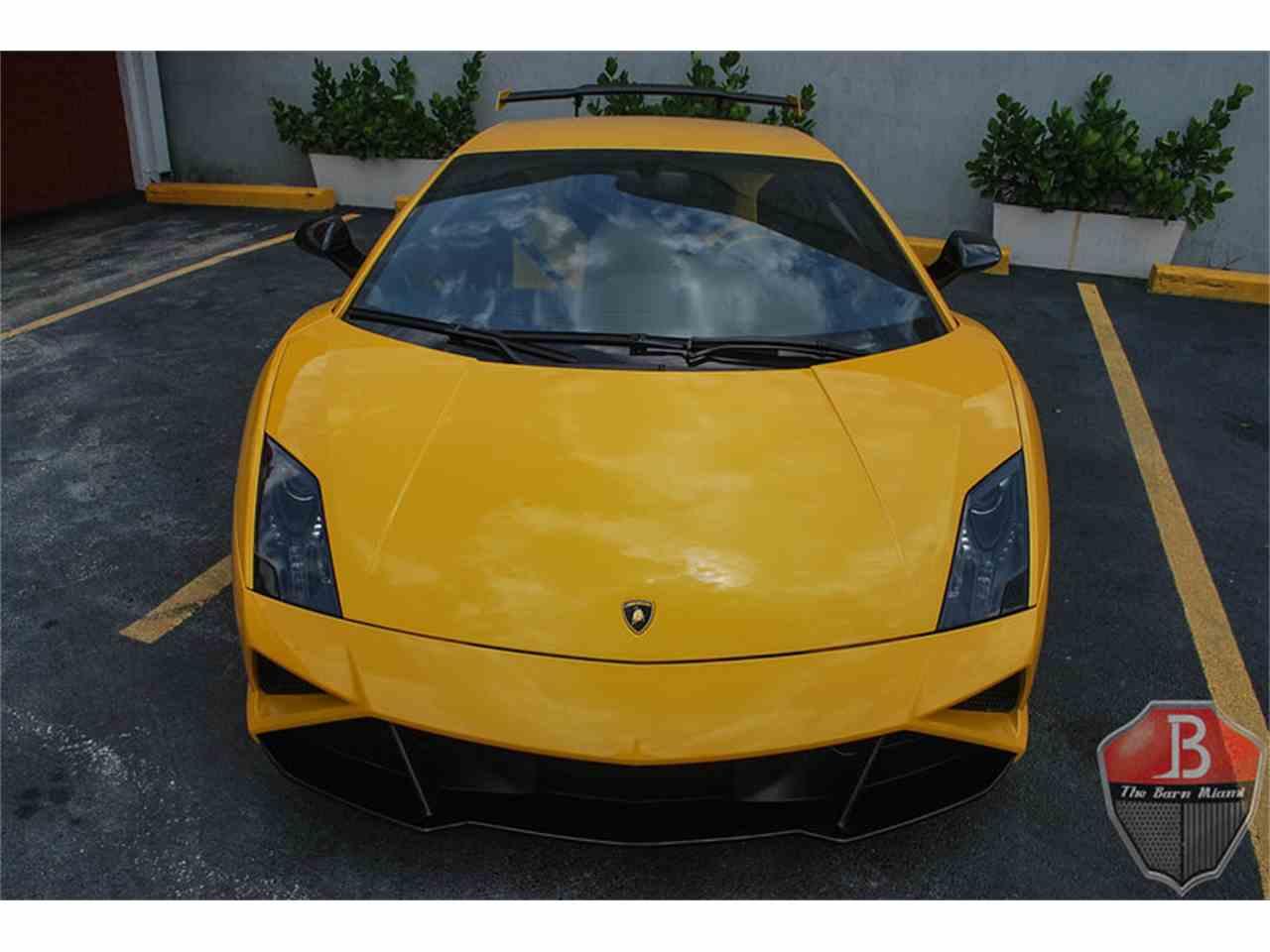 Large Picture of '14 Lamborghini Gallardo Squadra Corse located in Miami Florida - IRP5