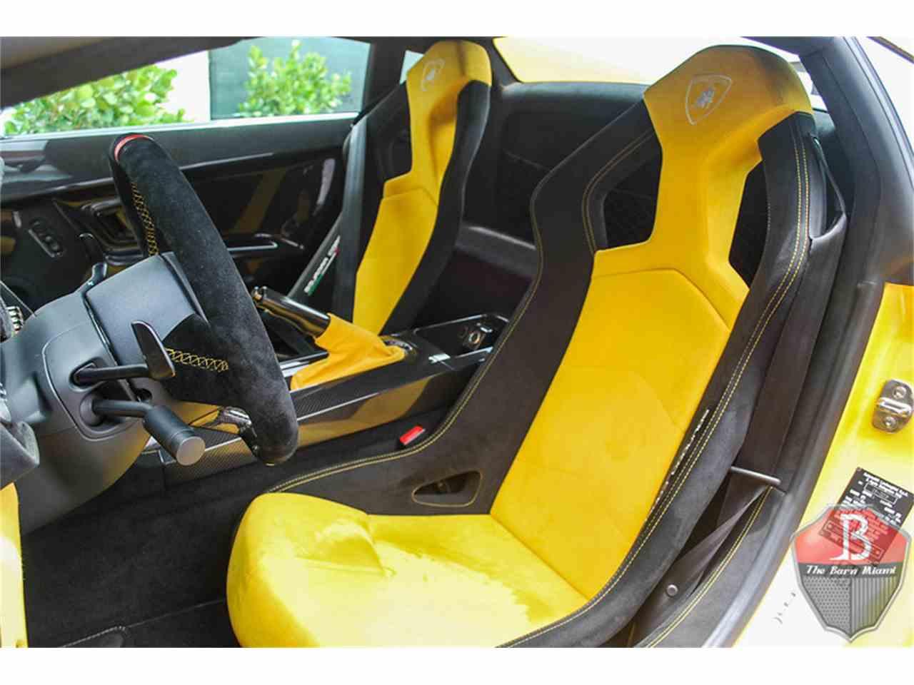 Large Picture of '14 Lamborghini Gallardo Squadra Corse - $244,900.00 Offered by The Barn Miami - IRP5