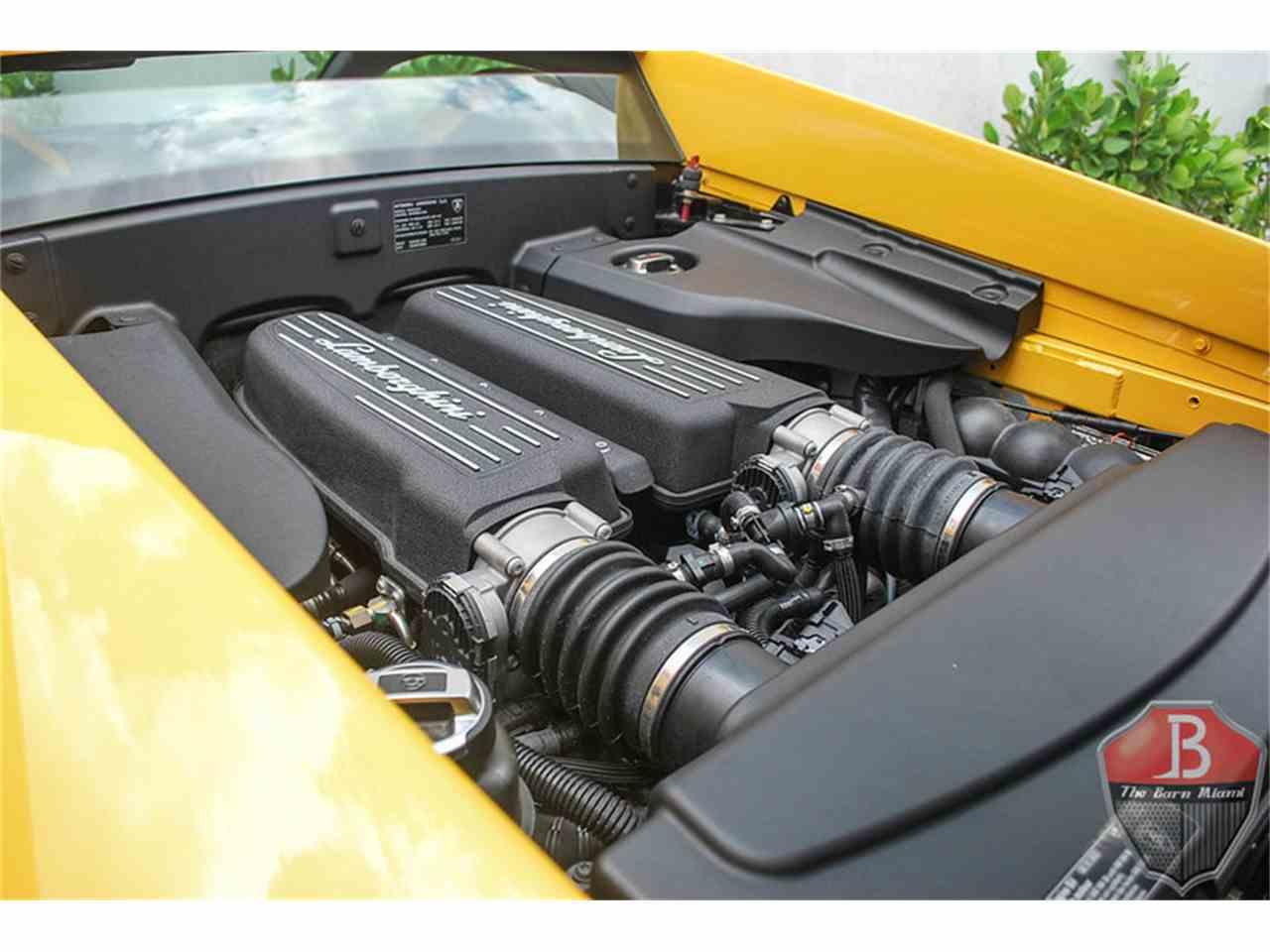 Large Picture of 2014 Lamborghini Gallardo Squadra Corse - $244,900.00 Offered by The Barn Miami - IRP5