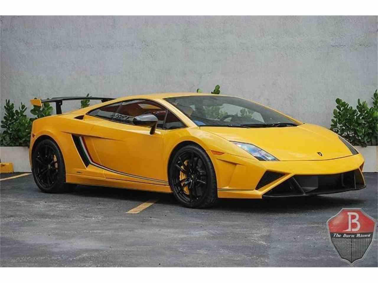 Large Picture of 2014 Gallardo Squadra Corse located in Miami Florida Offered by The Barn Miami - IRP5