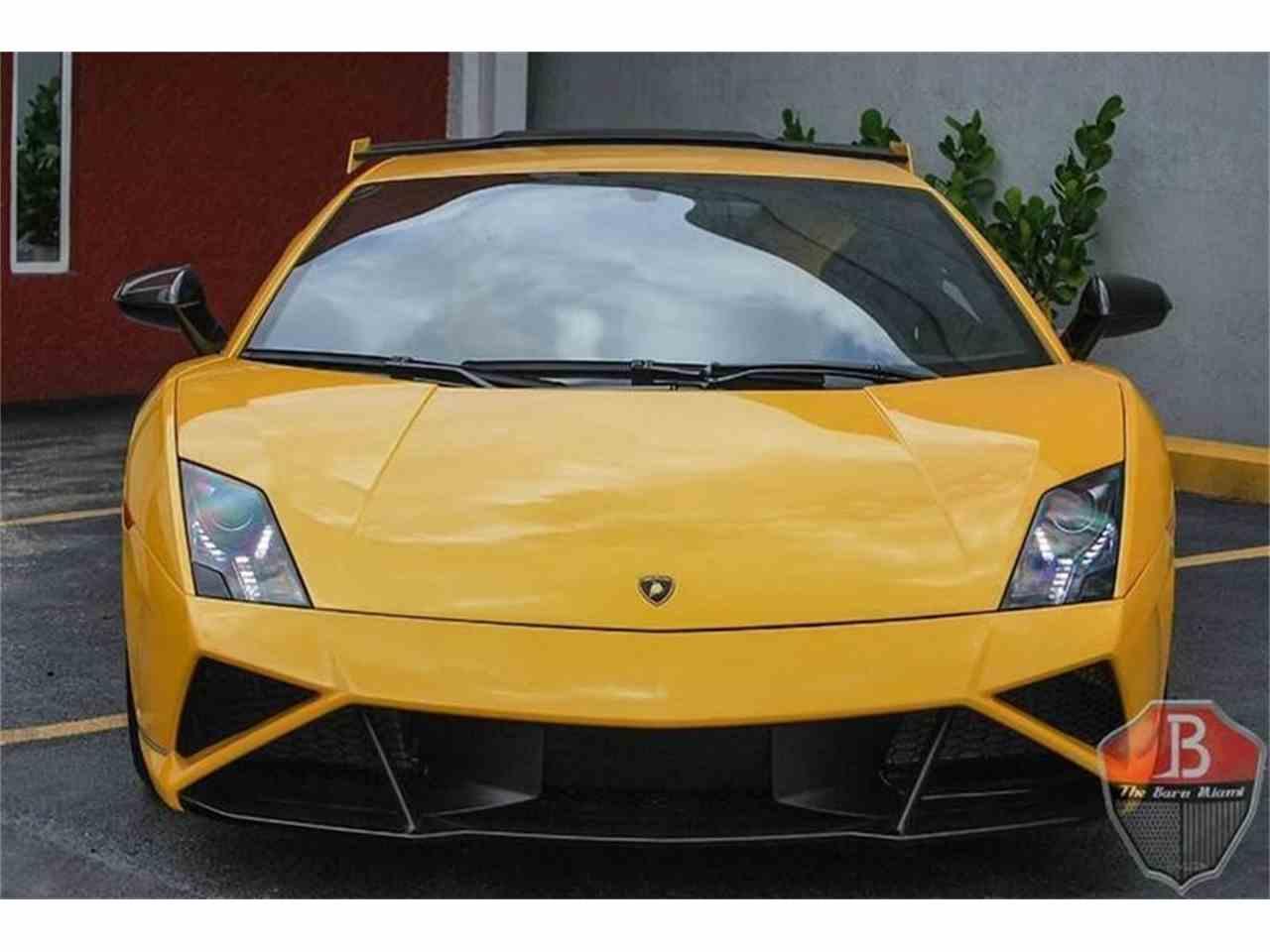 Large Picture of 2014 Gallardo Squadra Corse located in Miami Florida - $244,900.00 Offered by The Barn Miami - IRP5