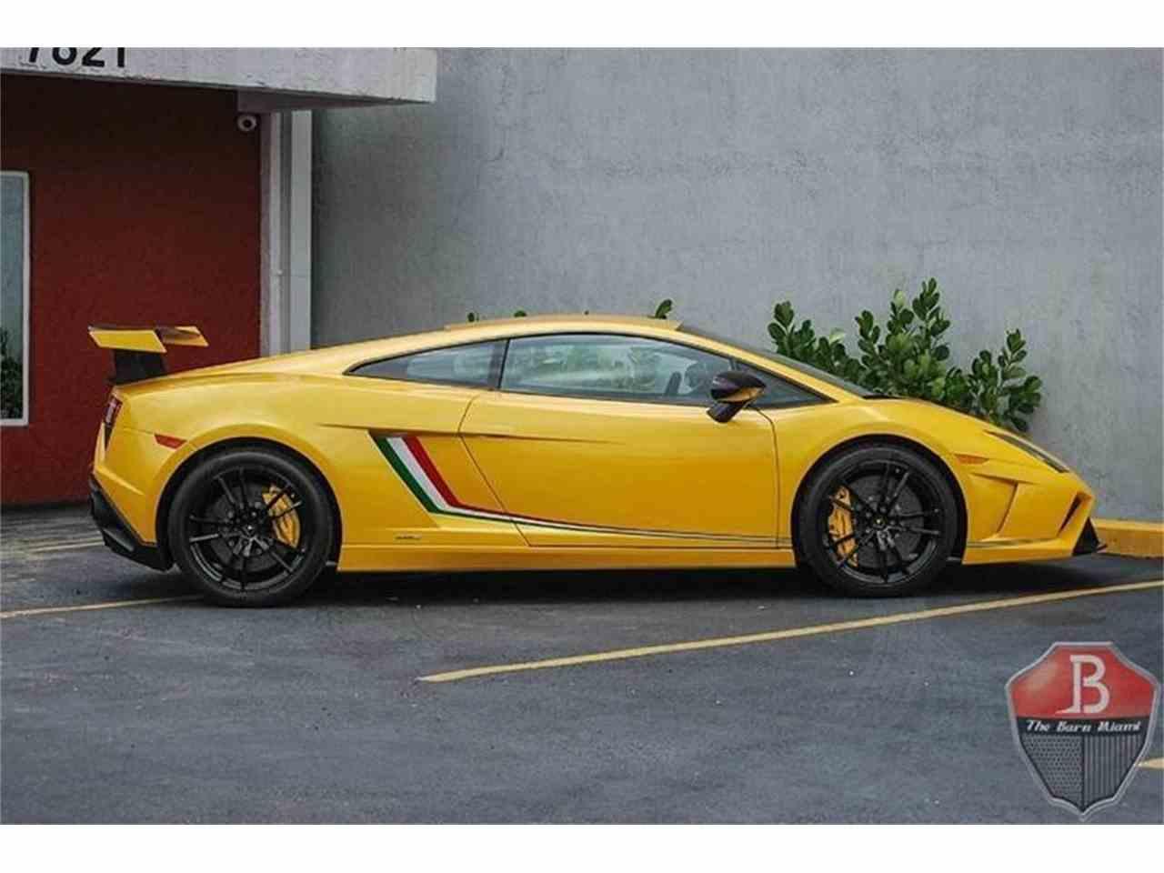 Large Picture of '14 Lamborghini Gallardo Squadra Corse - IRP5