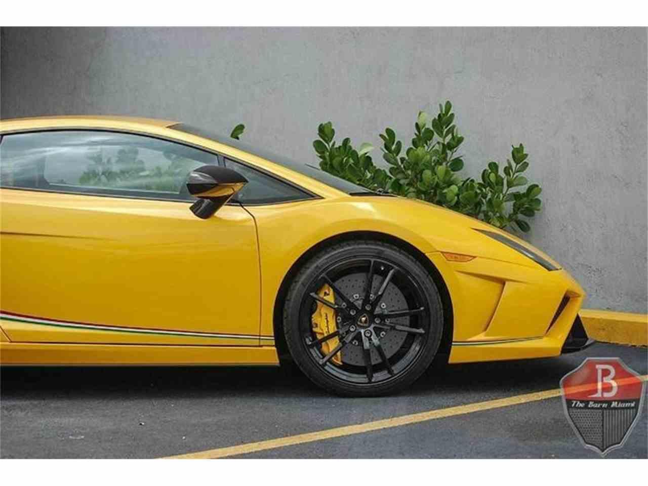 Large Picture of 2014 Lamborghini Gallardo Squadra Corse - IRP5