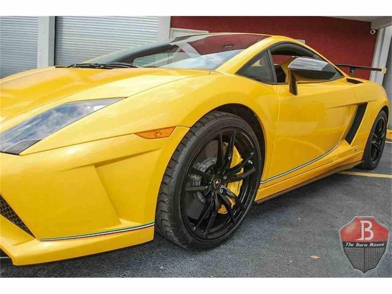 Large Picture of '14 Lamborghini Gallardo Squadra Corse located in Florida - $244,900.00 - IRP5