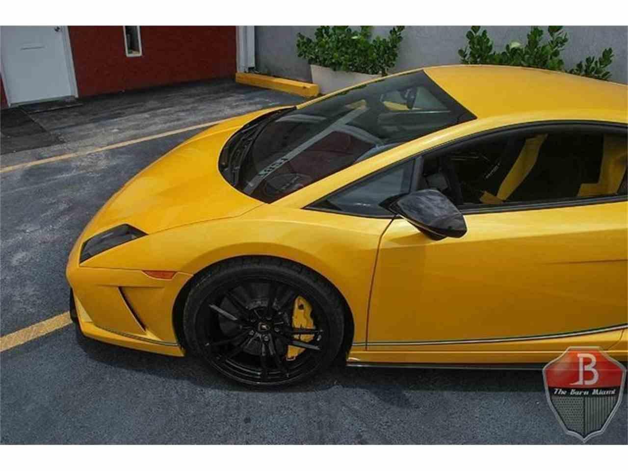 Large Picture of '14 Lamborghini Gallardo Squadra Corse Offered by The Barn Miami - IRP5