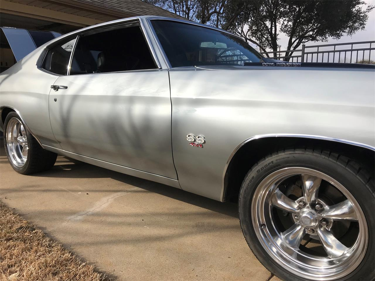 Large Picture of '70 Chevelle SS - IRPB