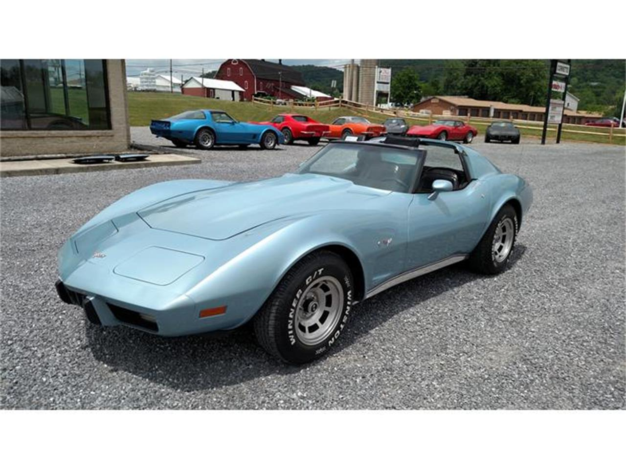 Large Picture of 1977 Chevrolet Corvette - $17,999.00 - IRRE