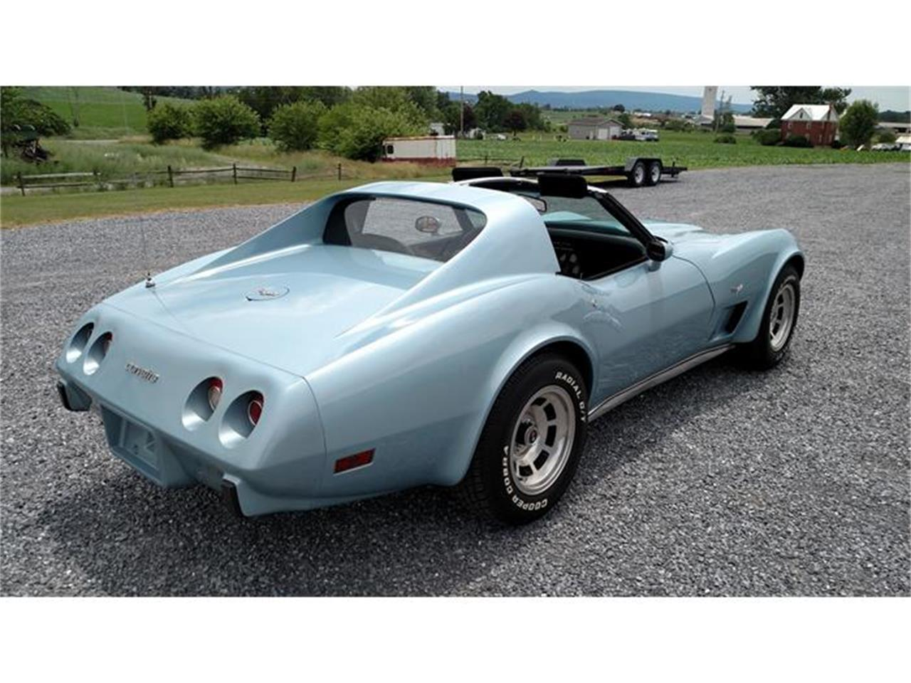 Large Picture of '77 Corvette Offered by Hobby Car Corvettes - IRRE
