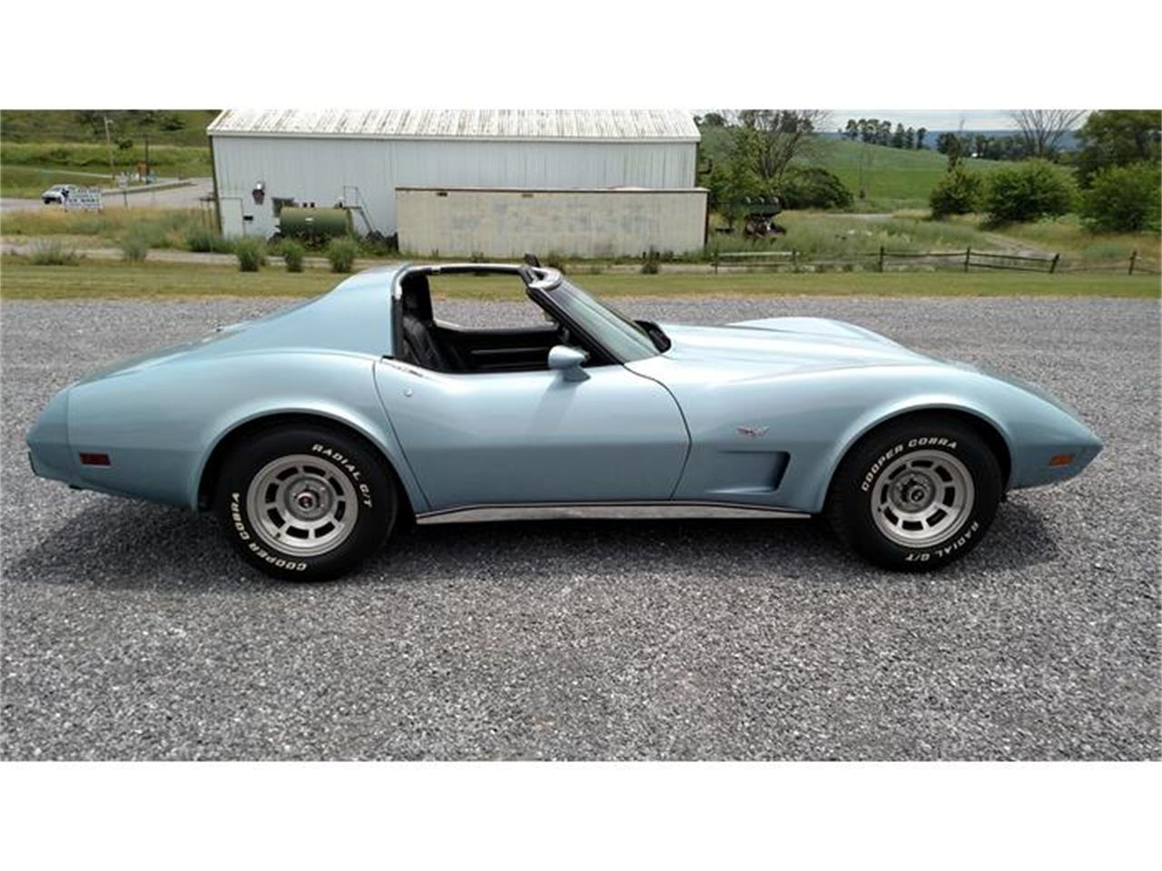 Large Picture of 1977 Chevrolet Corvette located in Pennsylvania - IRRE