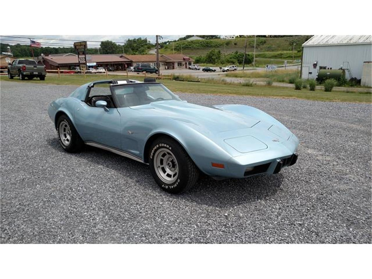 Large Picture of '77 Chevrolet Corvette located in Pennsylvania - $17,999.00 Offered by Hobby Car Corvettes - IRRE