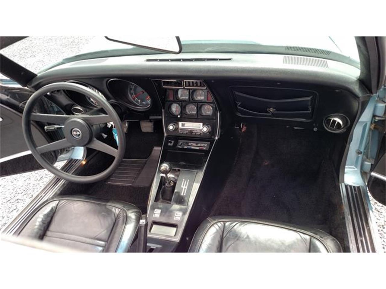 Large Picture of '77 Chevrolet Corvette located in Martinsburg Pennsylvania - $17,999.00 - IRRE