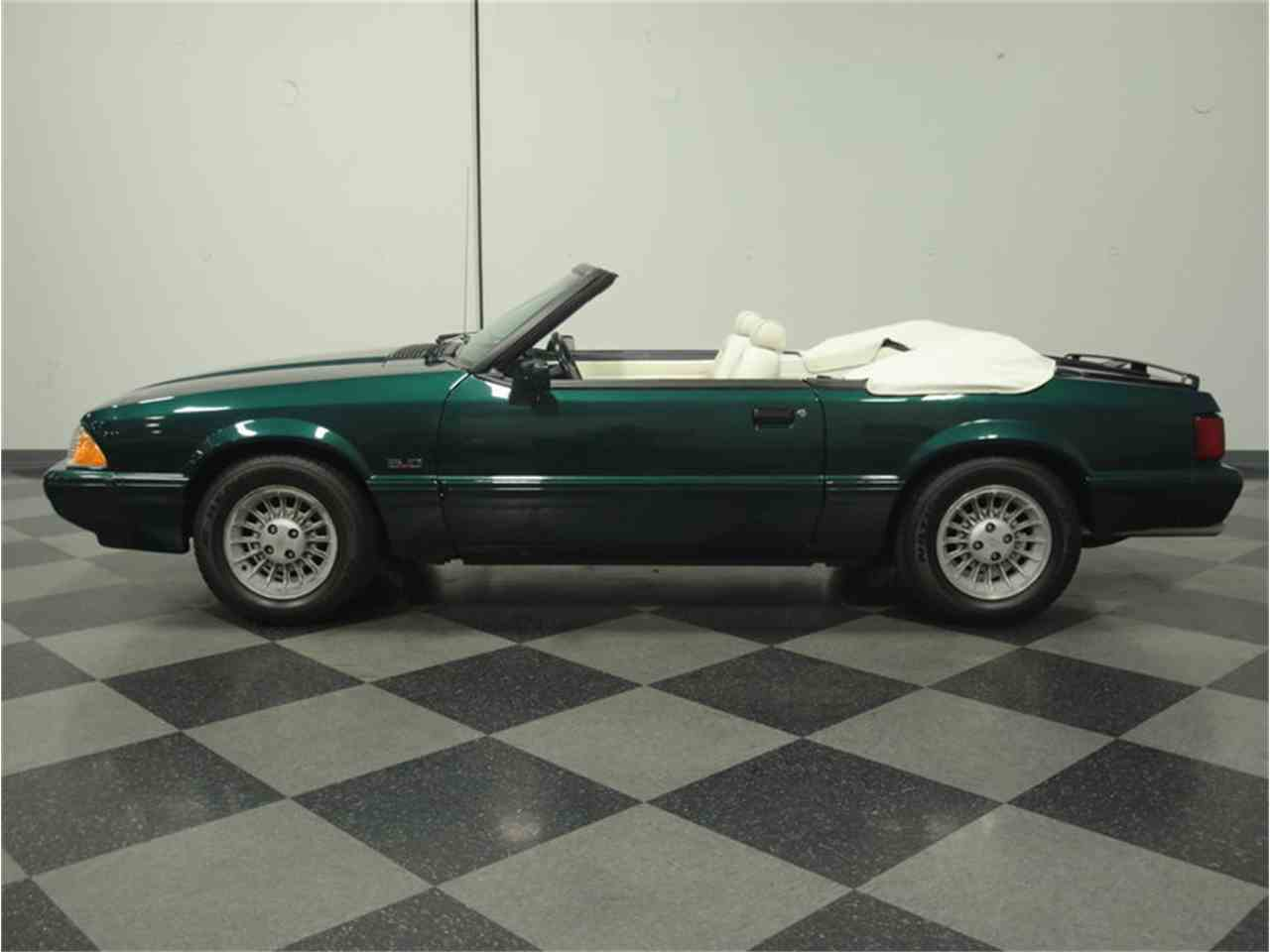 Large Picture of 1990 Ford Mustang LX 7-UP Edition - $12,995.00 - IRSA
