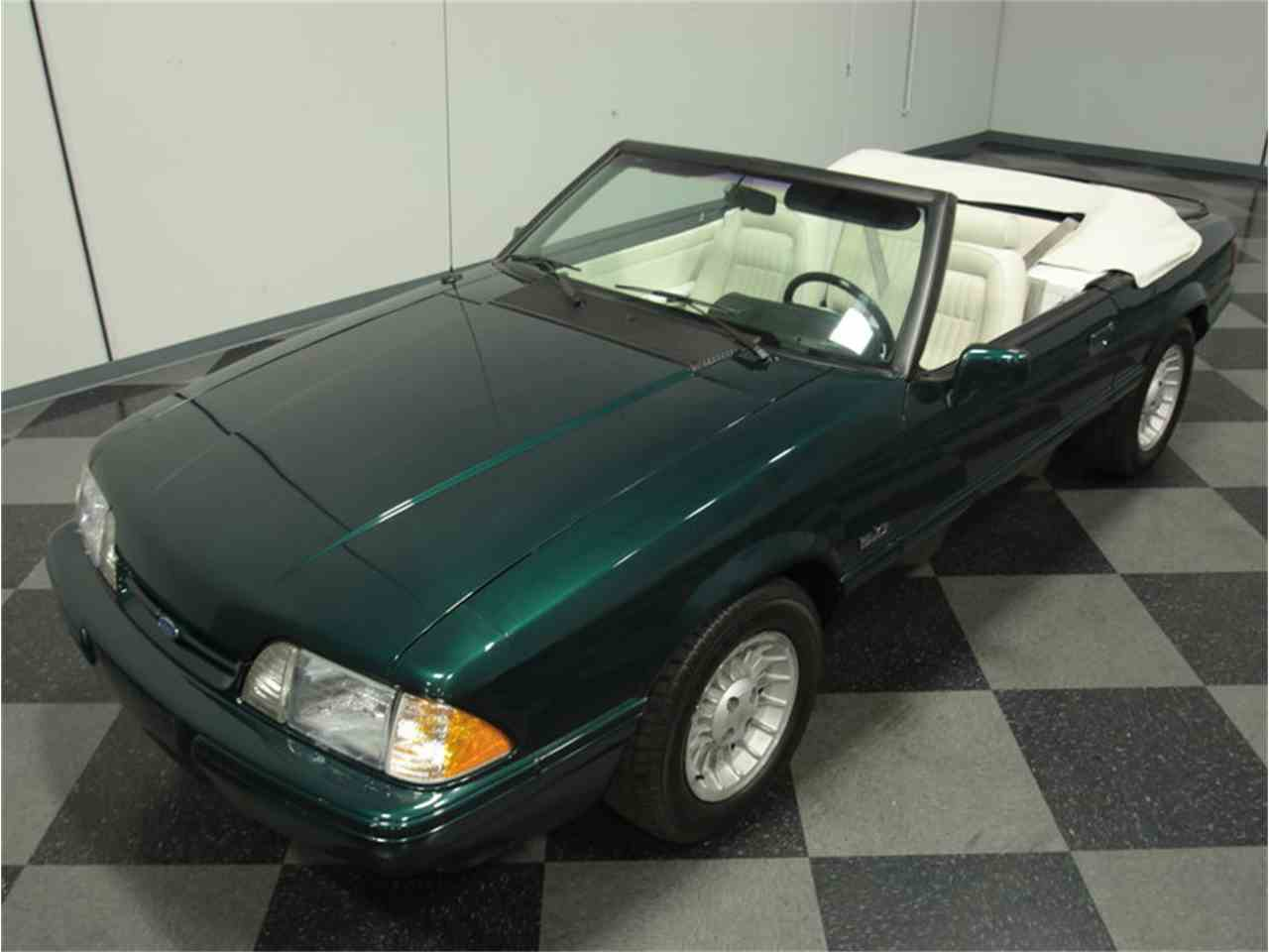 Large Picture of '90 Ford Mustang LX 7-UP Edition Offered by Streetside Classics - Atlanta - IRSA