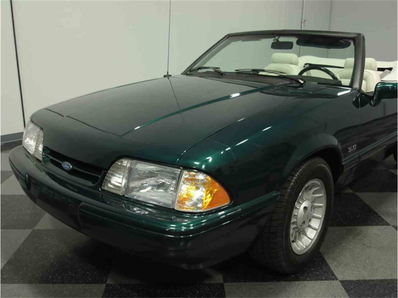 Large Picture of 1990 Mustang LX 7-UP Edition located in Georgia Offered by Streetside Classics - Atlanta - IRSA