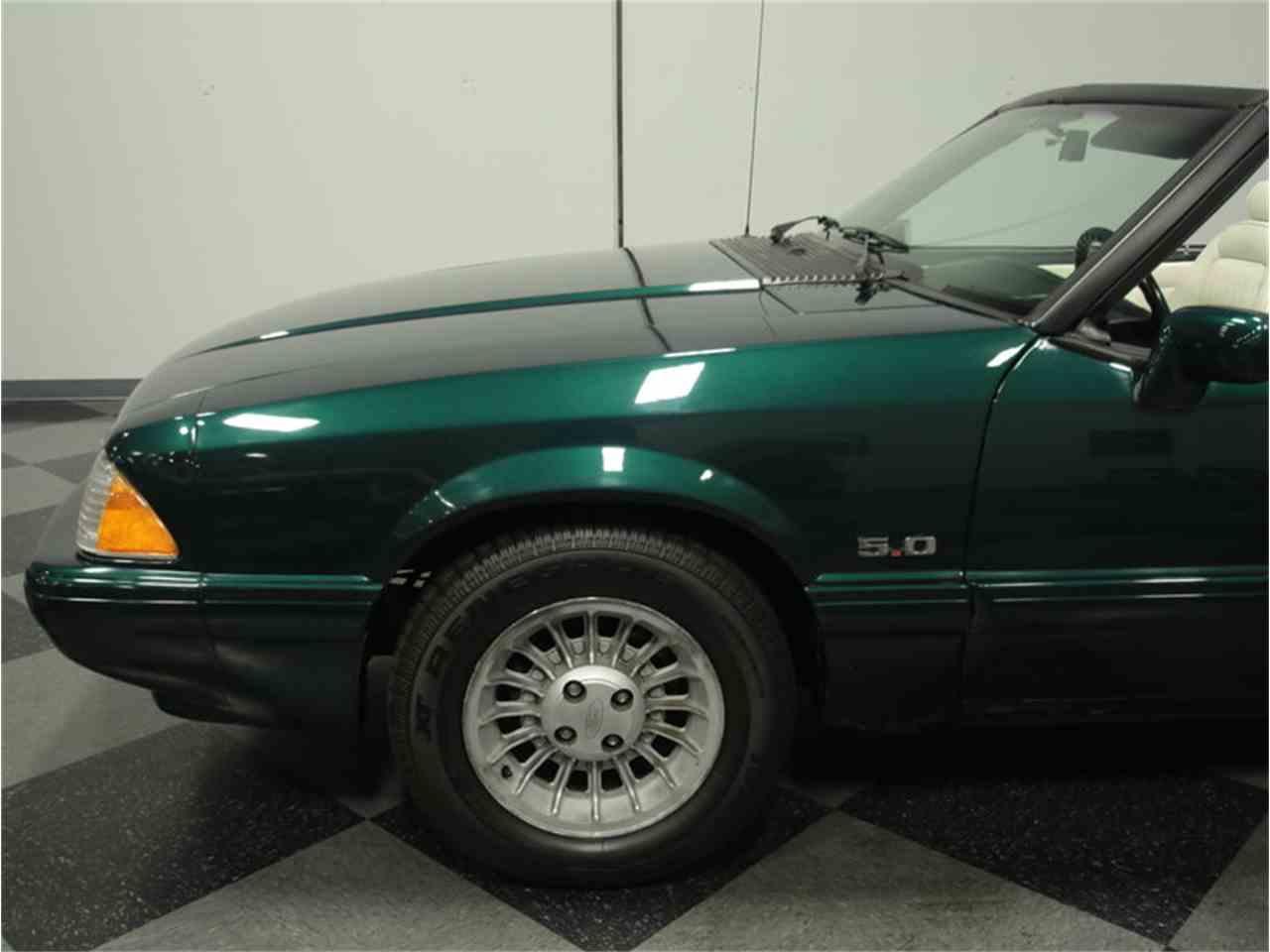 Large Picture of '90 Mustang LX 7-UP Edition located in Lithia Springs Georgia - IRSA