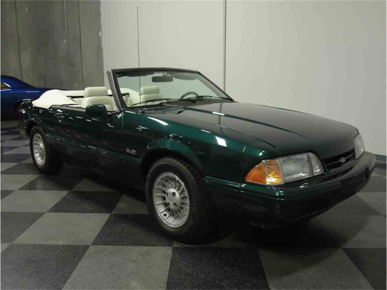 Large Picture of 1990 Mustang LX 7-UP Edition located in Lithia Springs Georgia - $12,995.00 - IRSA