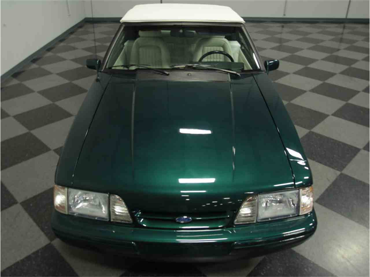Large Picture of 1990 Ford Mustang LX 7-UP Edition located in Lithia Springs Georgia Offered by Streetside Classics - Atlanta - IRSA