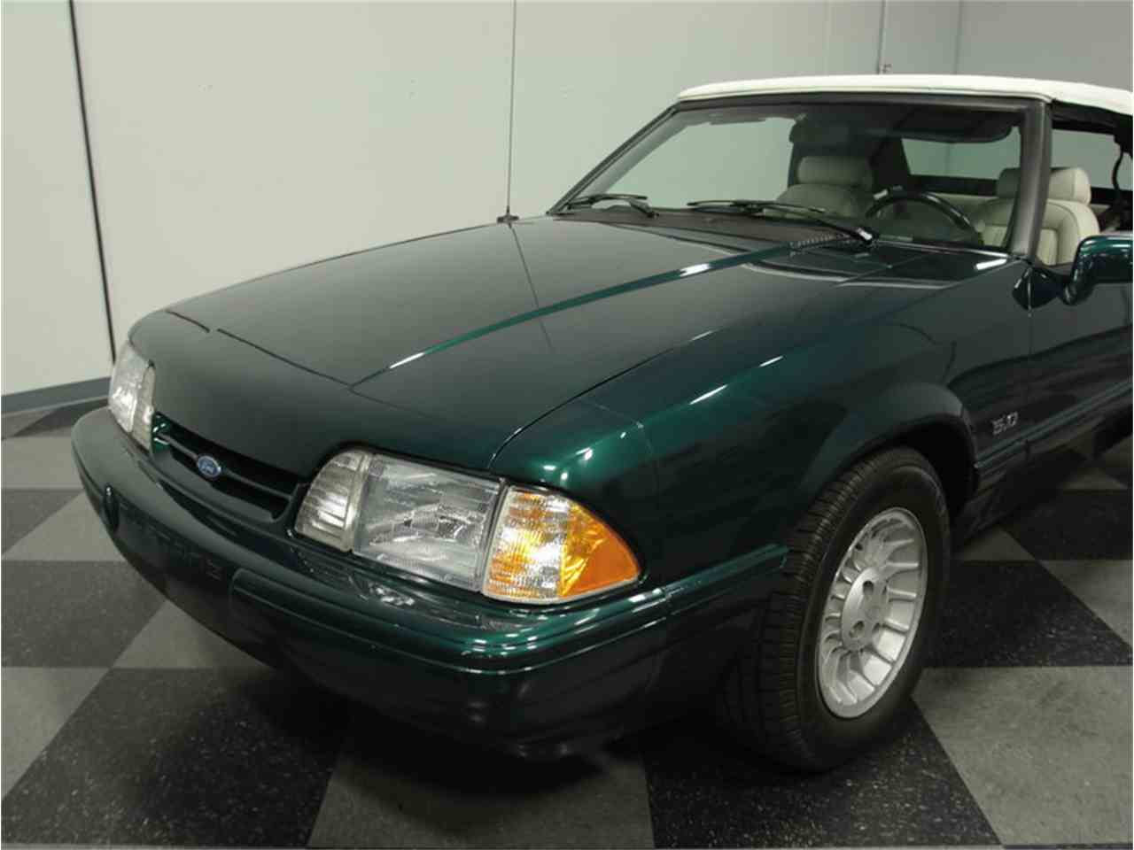 Large Picture of 1990 Ford Mustang LX 7-UP Edition - $12,995.00 Offered by Streetside Classics - Atlanta - IRSA