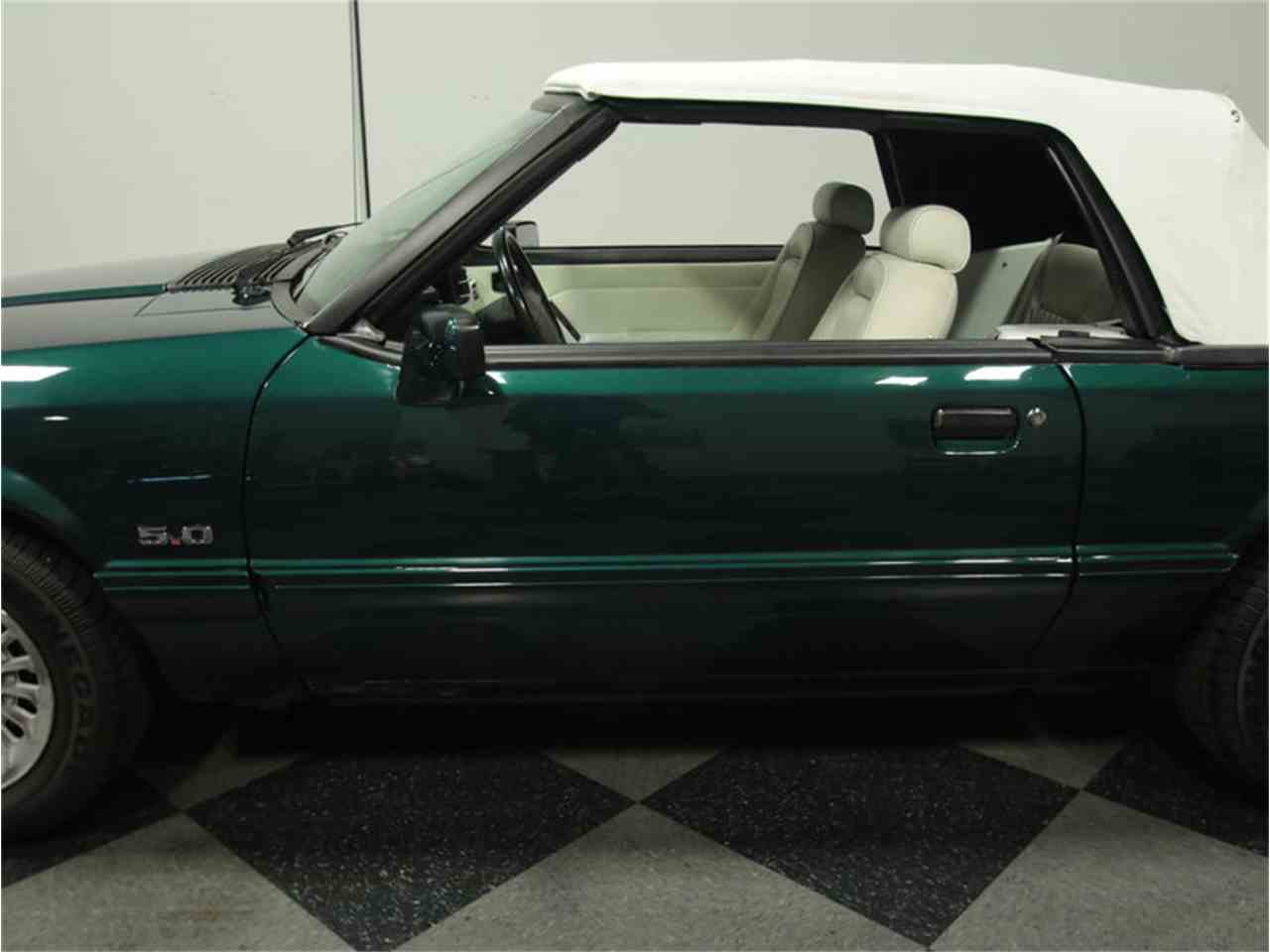 Large Picture of '90 Ford Mustang LX 7-UP Edition located in Georgia Offered by Streetside Classics - Atlanta - IRSA