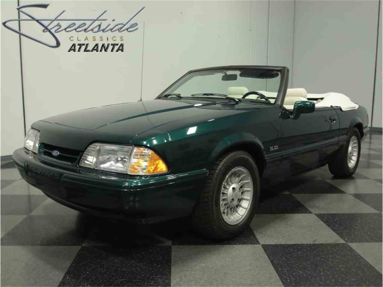 Large Picture of 1990 Ford Mustang LX 7-UP Edition located in Lithia Springs Georgia - $12,995.00 Offered by Streetside Classics - Atlanta - IRSA