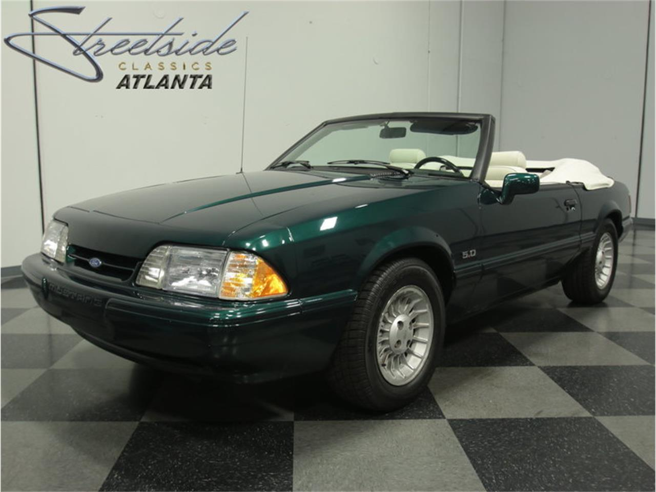 Large picture of 90 mustang lx 7 up edition irsa