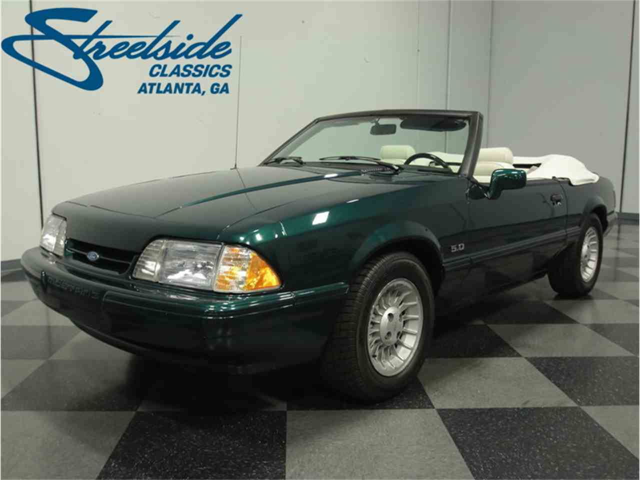 Large Picture of '90 Ford Mustang LX 7-UP Edition located in Georgia - $12,995.00 Offered by Streetside Classics - Atlanta - IRSA
