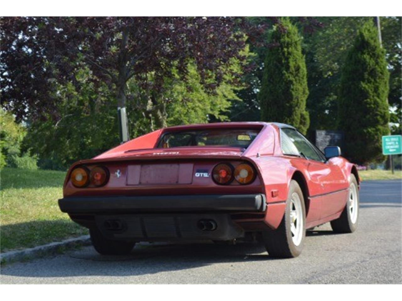 Large Picture of '81 Ferrari 308 GTSI located in Astoria New York Offered by Gullwing Motor Cars - IRTQ