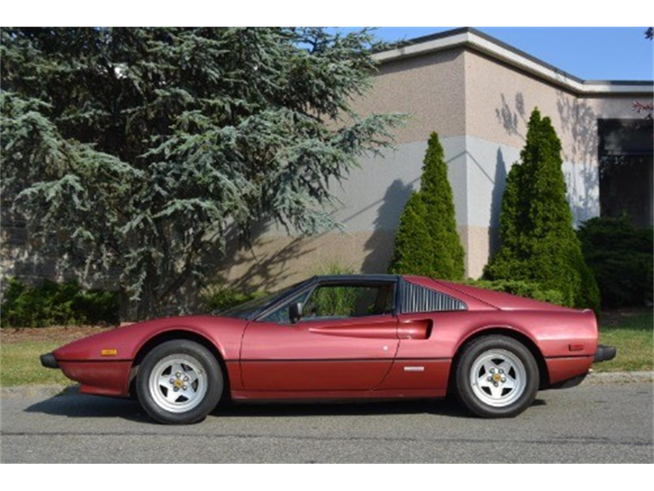 Large Picture of 1981 Ferrari 308 GTSI located in New York Offered by Gullwing Motor Cars - IRTQ